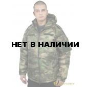 Куртка зимняя ВКБО оксфорд мох