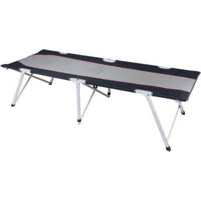 Кровать High Peak Campingliege Toledo XL темно-серый/голубой