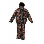 Костюм детский Пингвин зимний, куртка/полукомбинезон, ткань Алова-мембрана, цвет Лес