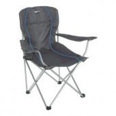 Кресло Salou серый/голубой, 44108