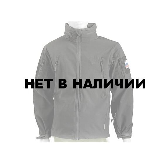 КУРТКА ОПЕРАТИВНИК SOFT SHELLGSG-4 черная Garsing