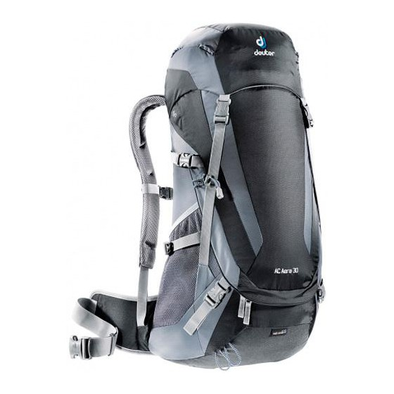 Рюкзак Deuter 2015 AC Aera 30 black-titan