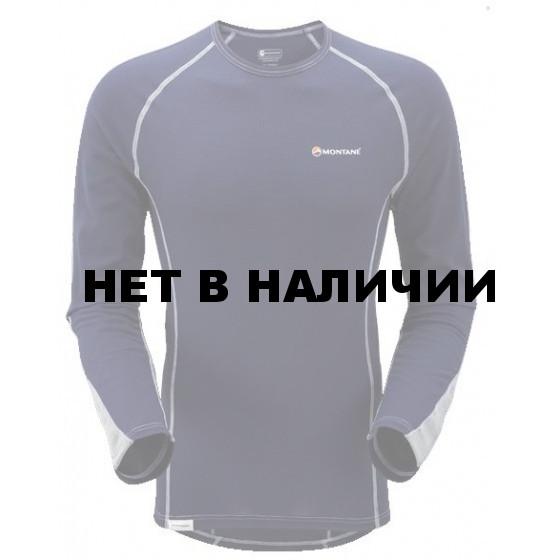 Футболка мужская BIONIC L/S T-SHIRT,M ink/silver, MBLSTINKM0