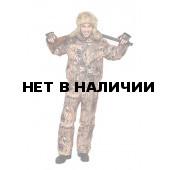 Куртка мужская Вихрь зимняя, камуфляж алова мембрана Берд подкладка флис
