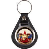 Брелок Россия Подразделение специального назначения Кулак с авто