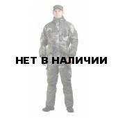 Костюм мужской Nordwig Donbass демисезонный, камуфляж, ткань Алова мембрана Серая глина