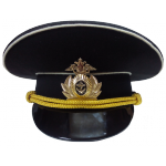 Фуражка ВМФ повседневная уставная