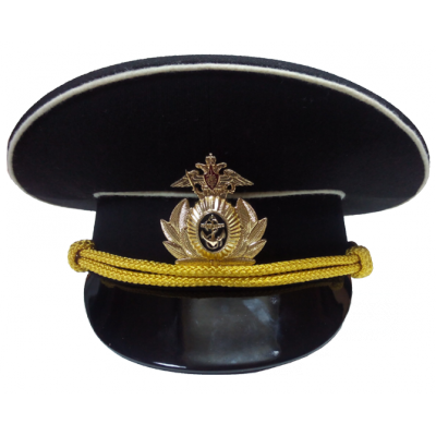 Фуражка ВМФ повседневная уставная полушерсть