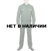 Костюм штаб МПА-35, ткань рип-стоп темно зеленый