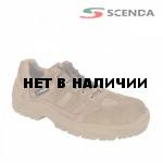Полуботинки кожаные COBRA S4