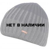 Шапка полушерстянаяmarhatter MMH 9031/2 серо/синий
