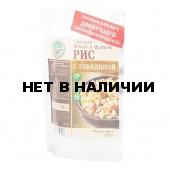 Готовое блюдо стерилизованные Каша рисовая с говядиной (Кронидов)