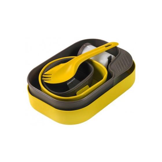 Портативный набор посуды CAMP-A-BOX® COMPLETE LEMON, W102611
