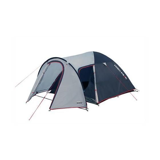 Палатка Kira 4 светло-серый/тёмно-серый, 340х240, 10215