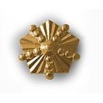 Знак различия Звезда Госстройнадзор большая металл