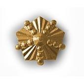 Знак различия Звезда Госстройнадзор малая металл