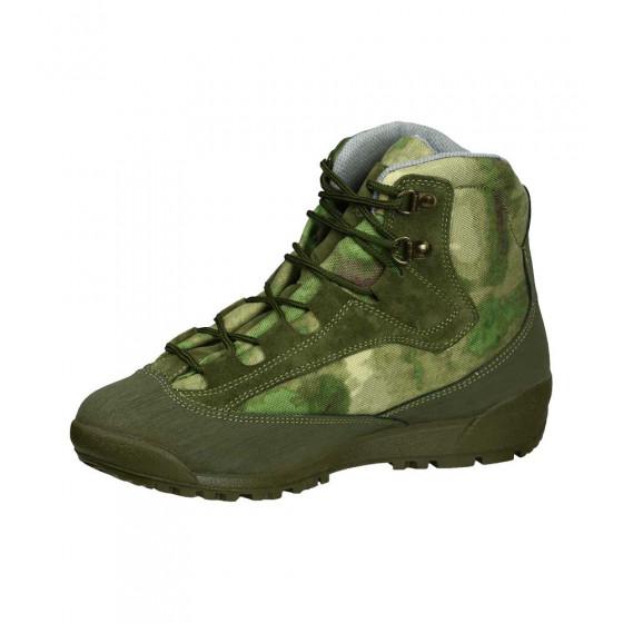 Штурмовые ботинки городского типа КАЛИБР 5066 мох