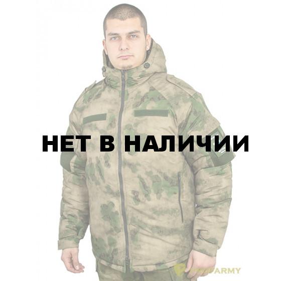Куртка зимняя ВКБО таслан мох