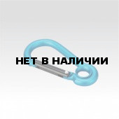 Карабин с кольцом для ключа (упак=10 шт), 3234