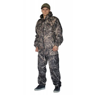 Костюм КАСКАД куртка/брюки, цвет:, камуфляж бёрд, ткань : Полофлис