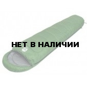 Мешок спальный TREKKING зеленый, левый, 6221.01012