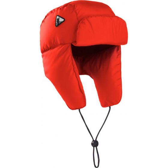 Пуховая шапка BASK DICKIE V2 красный