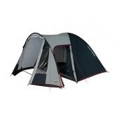 Палатка Tessin 5 светло-серый/тёмно-серый, 300х380x190 см, 10226