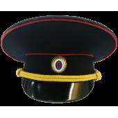 Фуражка Полиция габардин повседневная модельная