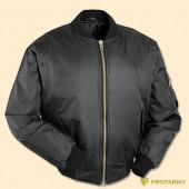 Куртка Пилот (твил) черная