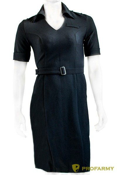 e1e196758bf Платье полиции поливискоза короткий рукав