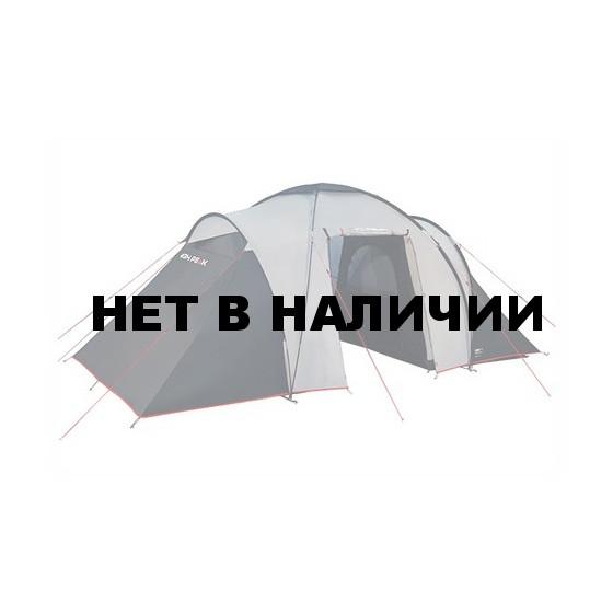 Палатка Como 4 светло-серый/тёмно-серый, 470х230см, 10231