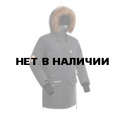 Куртка пуховая BASK IREMEL SOFT серый тмн