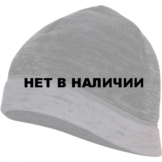 Шапочка Classic Thermal Pro черно-серый меланж