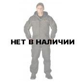 Костюм ГЕРКОН-ЛЕТО куртка/брюки, цвет: Олива/Т.хаки, ткань : Таслан ультра/Кошачий глаз