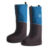 Альпинистские бахилы BASK LEGGINS V2 (синий/черный)