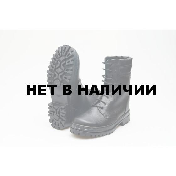 Ботинки с высоким берцем Армия хром на ворсине