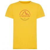 Футболка Logo Tee Yellow, 03B100100