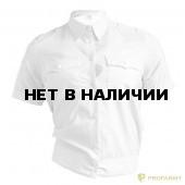 Рубашка Полиция женская белая с коротким рукавом