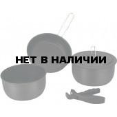 Набор портативной посуды FMC-K3 на 2-3 чел. 180х95mm, 170х75mm,