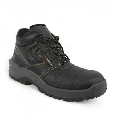 Ботинки кожаные утепленные с МП PROFI 2841 S1 CI