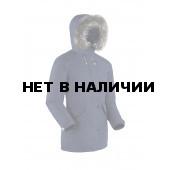 Куртка пуховая женская BASK ALBERTA темно-синяя