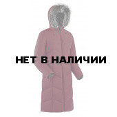 Пальто пуховое женское BASK ROUTE V3 бордо