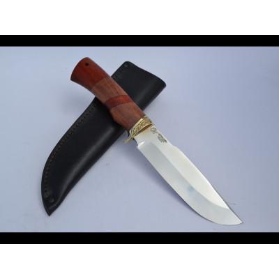 Нож Бобр-2 (95Х18, бубинго со вставками)