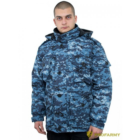 22fff1be6172 Куртка Смок-3 мембрана цифра МВД, производитель PROFARMY Купить ...