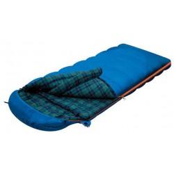 Мешок спальный TUNDRA Plus синий, правый