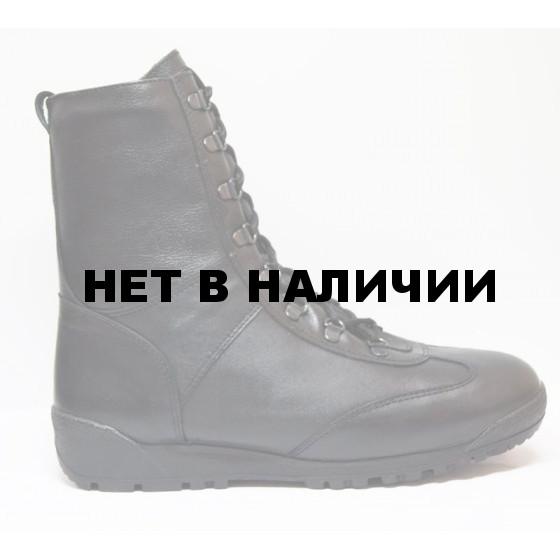 Зимние штурмовые ботинки городского типа КОБРА ZIP кожа меринос 12214