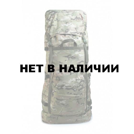 купить туристический рюкзак на 80 литров маскеровочного цвета