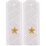 Погоны ФСБ генерал-майор на белую рубашку повседневные