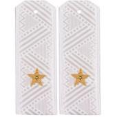 Погоны генерал-майор МО на белую рубашку повседневные