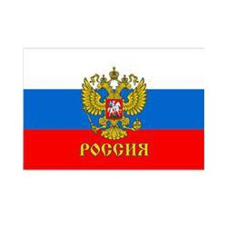Флаг РОССИЯ герб